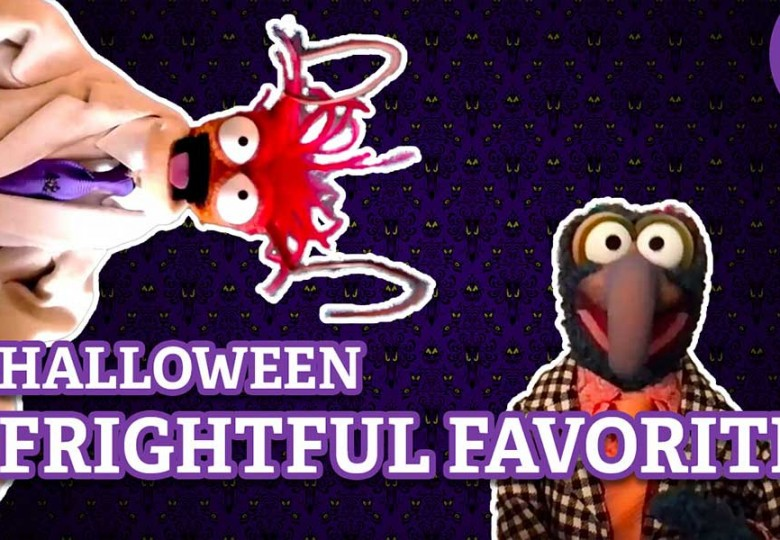Halloween Frightful Favorites with the Stars of Muppets Haunted Mansion