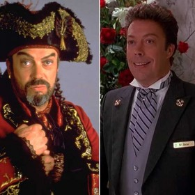 9 Times Tim Curry Joined the Worlds of Disney and Fox