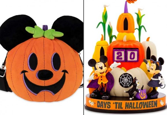 Halloween Treats from ShopDisney Perfect for Frighting Up Your Life