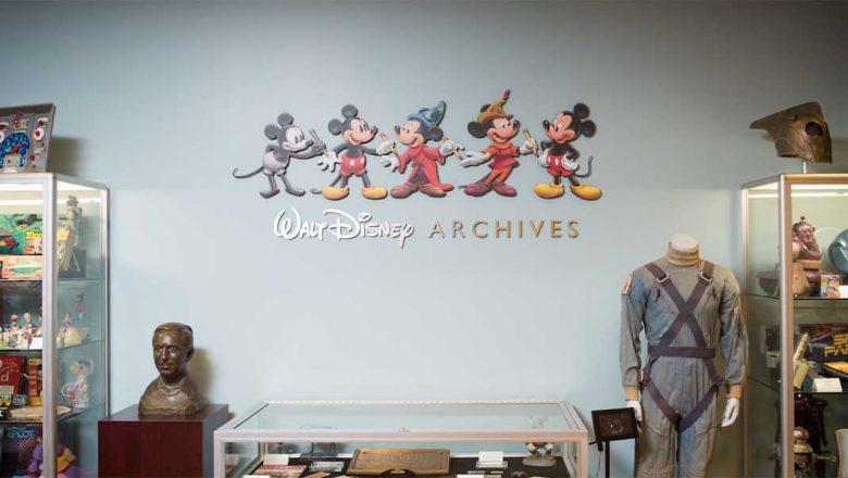 adventure through the walt disney archives