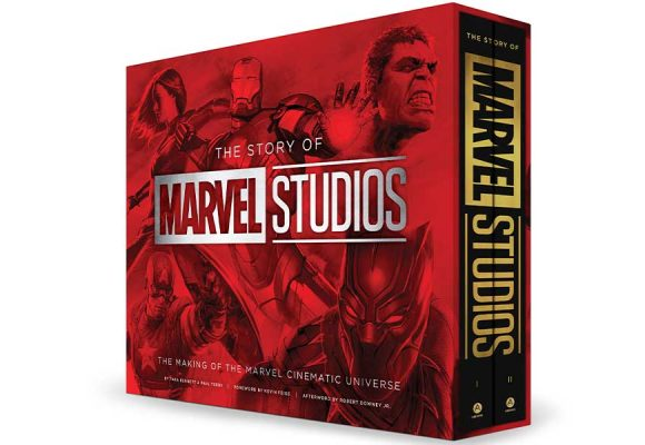 The Story Behind The Story of Marvel Studios