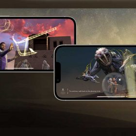 Embark on the Eternals AR Story Experience
