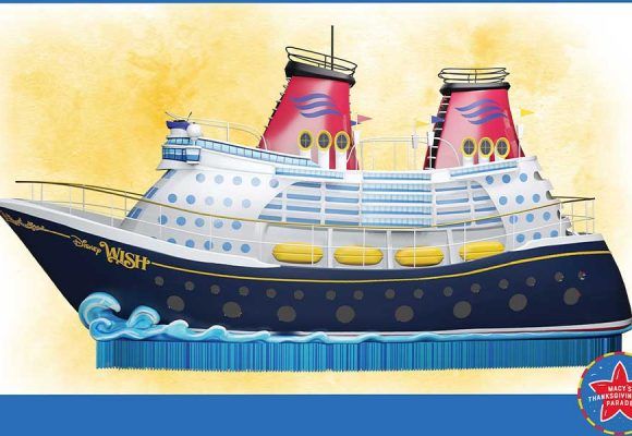 Disney Cruise Line Sets Sail with Macy's Thanksgiving Day Parade—Plus More in News Briefs