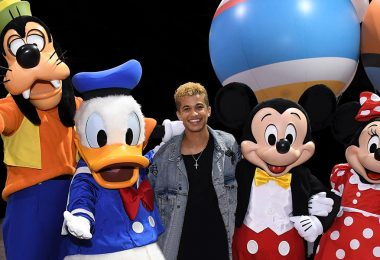 D23 Inside Disney Episode 109   Jordan Fisher on Star Wars: Visions and his Disney Fairy Tale Wedding