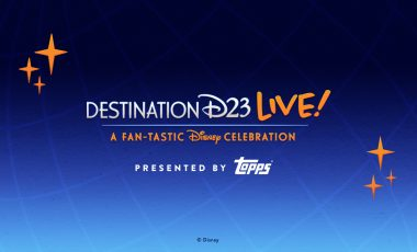 Destination D23 Live! Presented by Topps