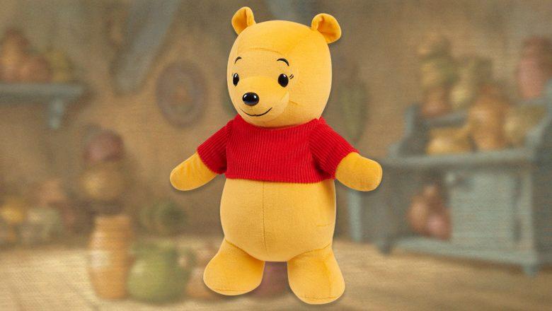 winnie the pooh amazon plush
