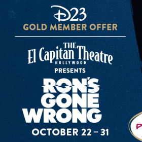 Special Concessions Offer for D23 Gold Members – Twentieth Century Studios and Locksmith Animation's Ron's Gone Wrong at the El Capitan Theatre